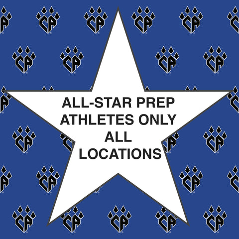 CA All-Star PREP Athletes ONLY