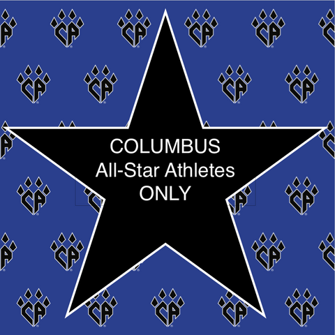 CA COLUMBUS All-Star Athletes ONLY