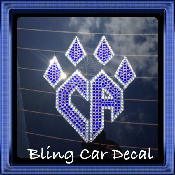 Bling Car Decal