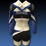 "Wildcats BLACK Uniform SKORT ""2017-18"""