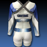 "Cheetahs WHITE Uniform SHORT ""2017-18"""