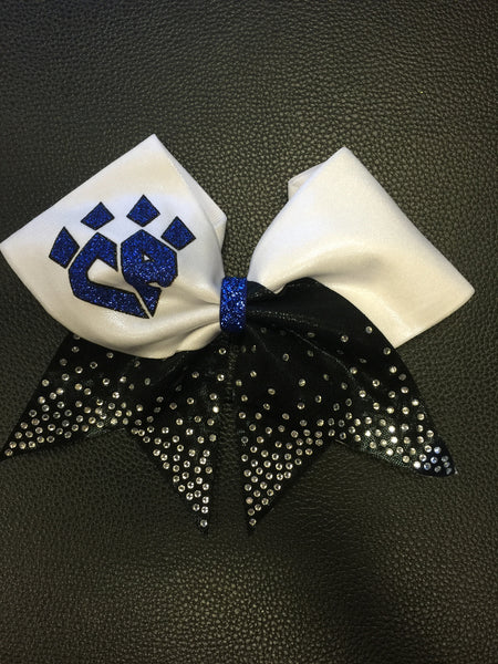 Limited Edition White Top Bow