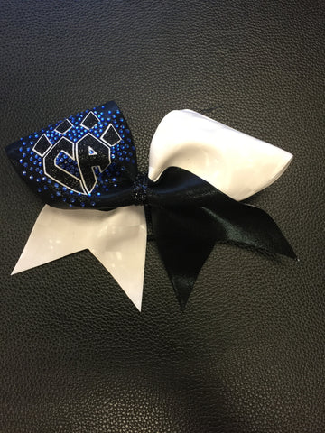 Limited Edition Black & White Tic Toc Bow