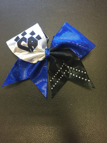 Limited Edition Silver Loop Bow