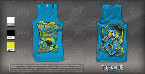 2017 Wildcats Worlds Tank