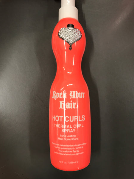 Rock Your Hair Hot Curls 10.Oz