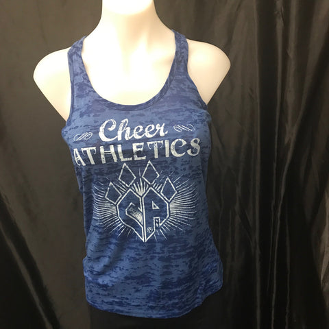 Blue Cheer Athletics Burnout Tank