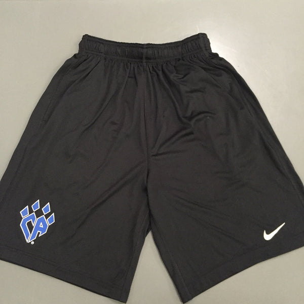 Nike Men's Shorts - Black