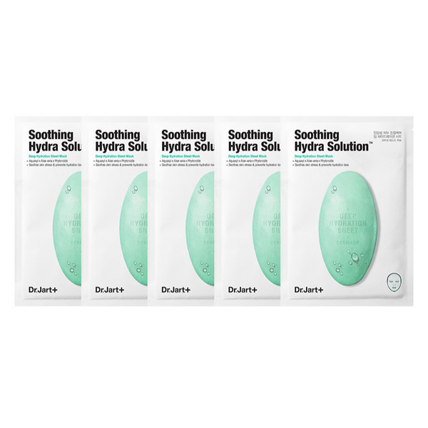 Dr Jart+ Soothing Hydra Solution 5 stuks