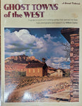 Vintage Book: Ghost Towns of the West, 1978