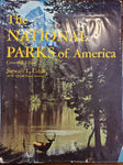 Vintage Book: National Parks of America by Stewart Udall, 1972