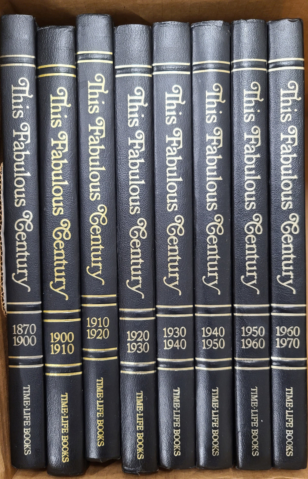 Time Life Books This Fabulous Century 1870 - 1970
