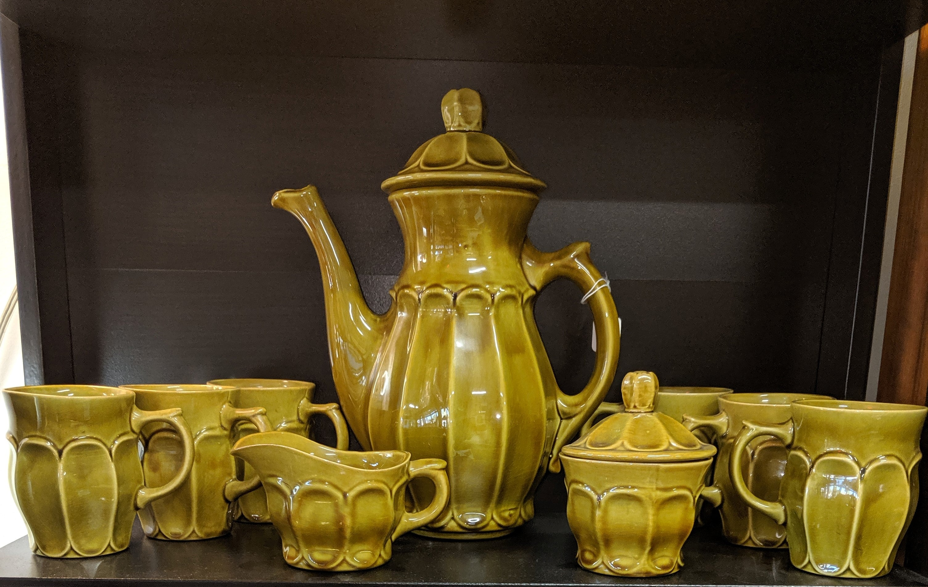 Vintage tea or coffee set