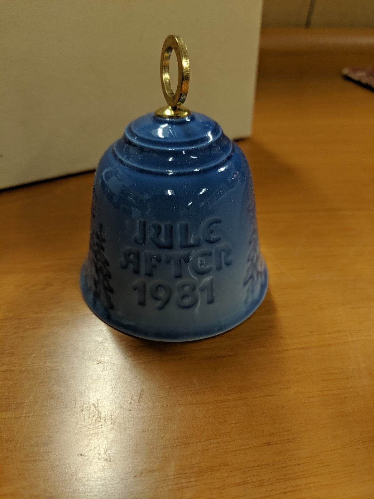 Bing & Grondahl Christmas Bell Jule After 1981