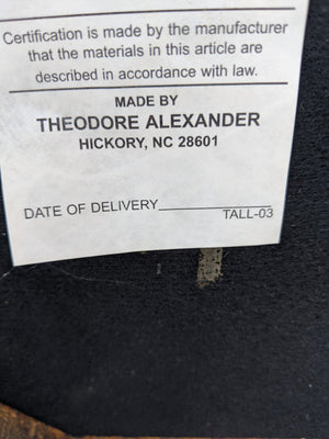 Theodore Alexander side chair