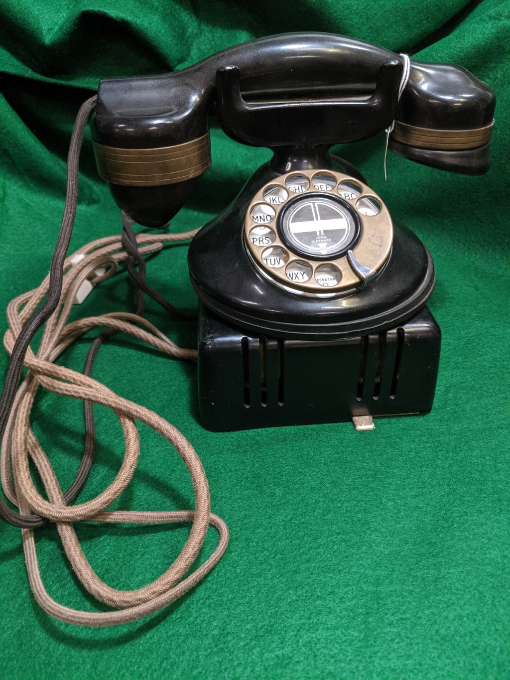 Automatic Electric Co. Vintage Telephone