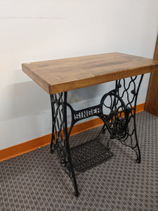 Singer Sewing table conversion