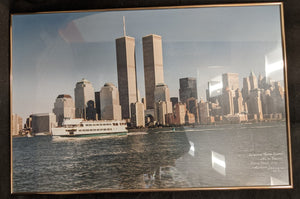 World trade center by Richard Jauroyan, October 1997