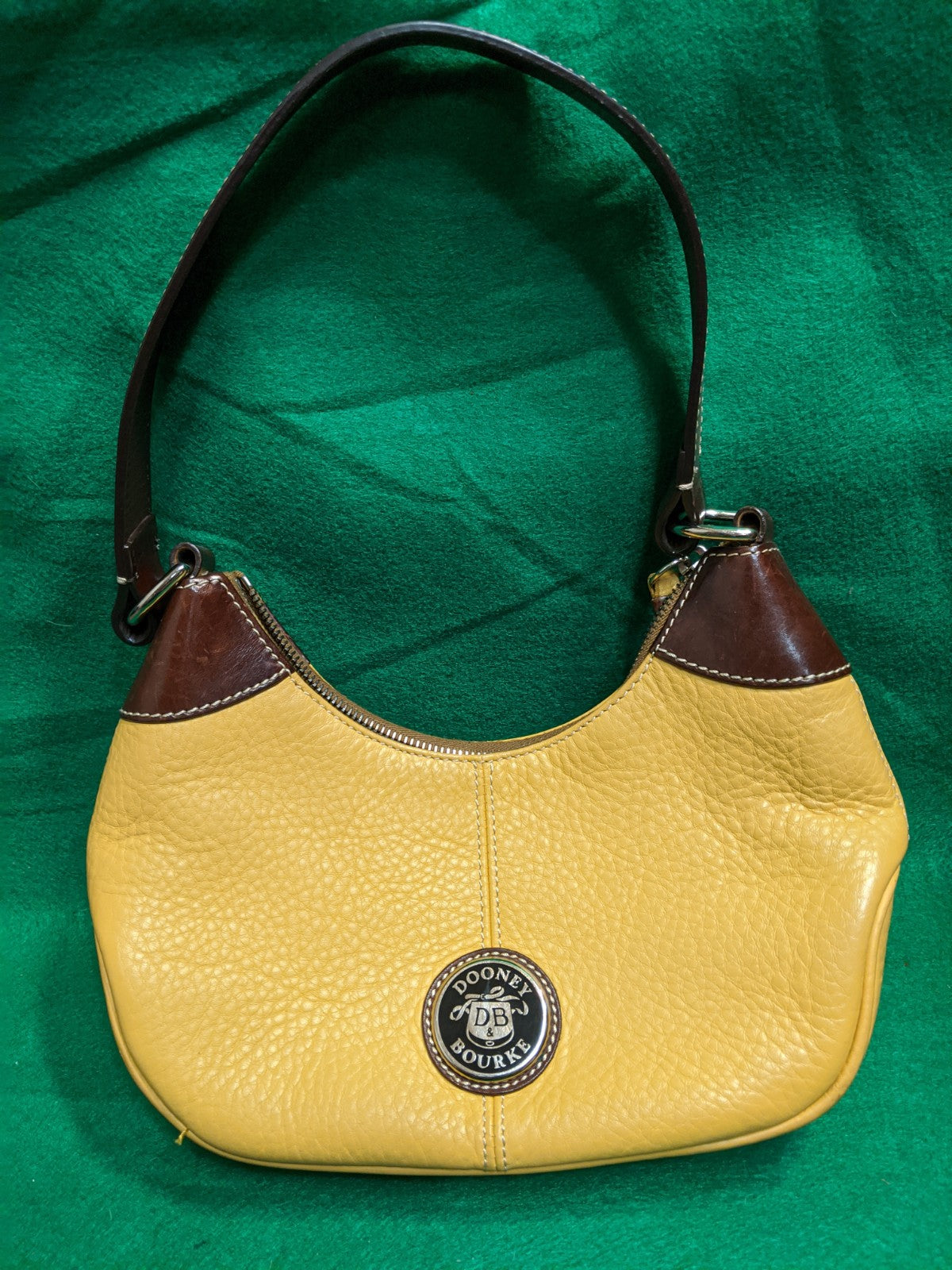 Dooney & Bourke leather handbag