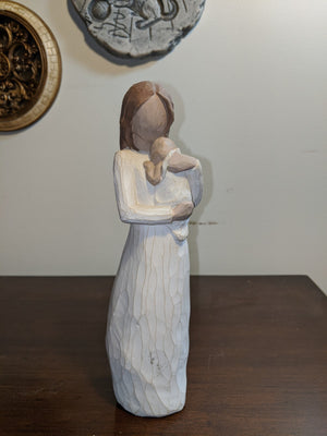 "Willow Tree ""Angel of Mine"" statuette"
