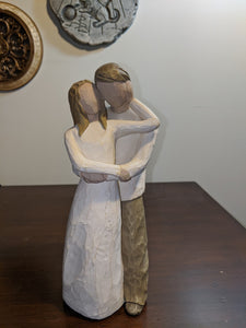 "Willow Tree ""Together"" statuette"