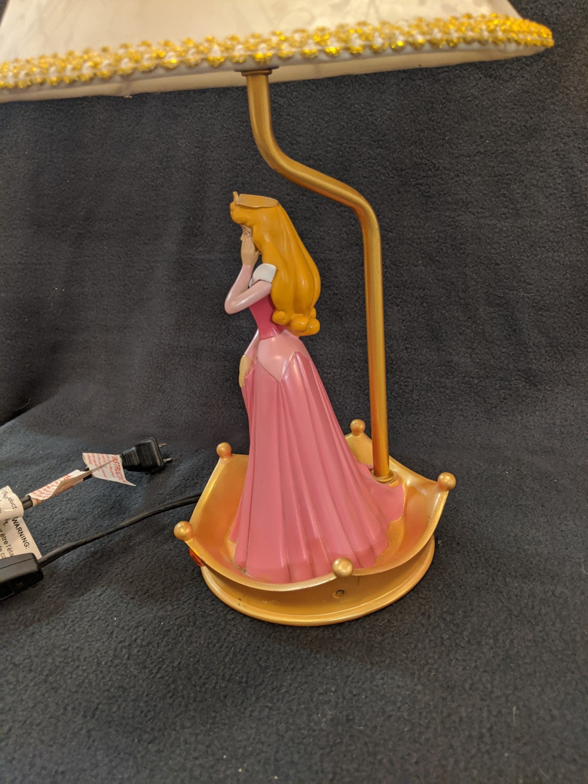 Disney's Princess Eva Bell Desk Lamp