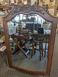 Large Ethan Allen wall mirror
