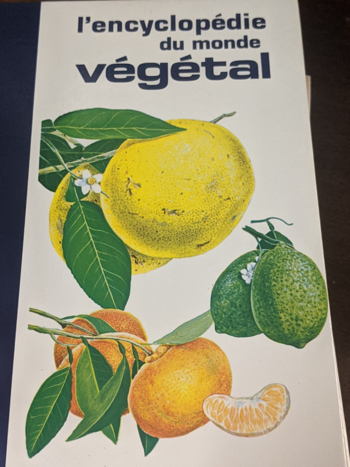 L'encyclopedie du Monde Vegetal, vols. 1 through 4, 19