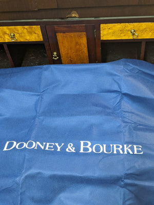 Dooney & Bourke East/West Shopper tote bag purse, sunflower NWT