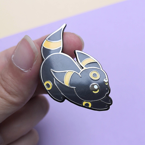 Umbreon pin B grade
