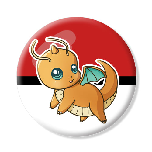 Button/Magnet Dragonite