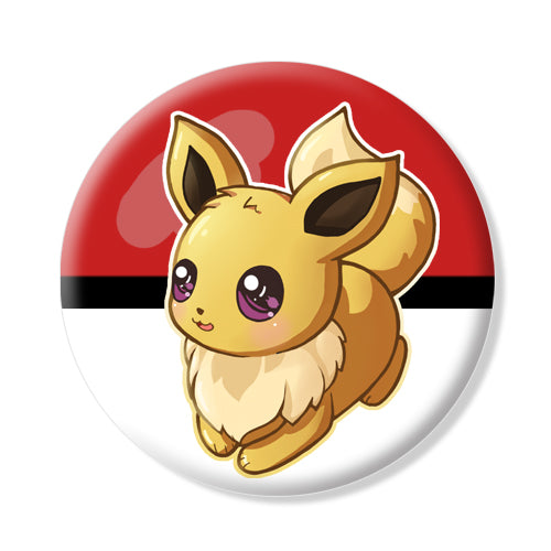 Big Button Eevee