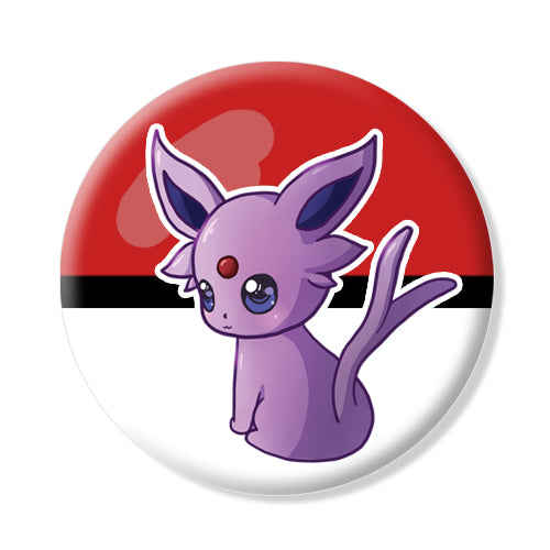 Button/Magnet Espeon