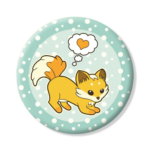 Big Button Fox