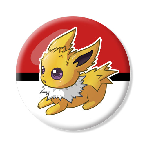 Button/Magnet Jolteon