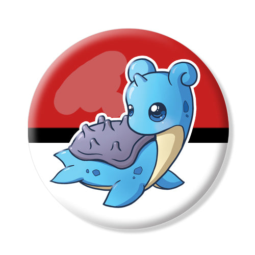 Button/Magnet Lapras