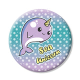 Big Button Narwhal
