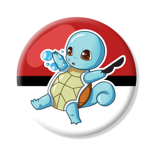 Button/Magnet Squirtle