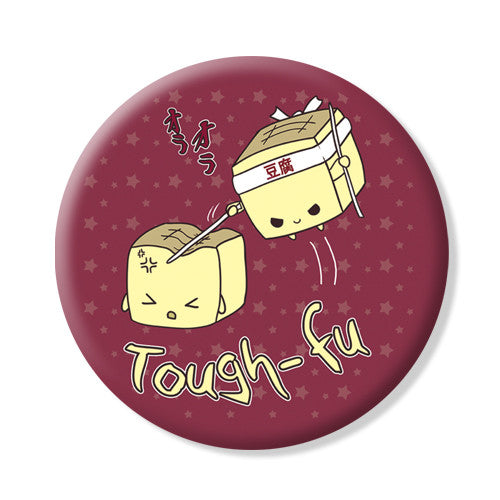 Button/Magnet Tofu