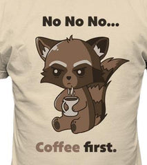 Coffee Shirt Normal