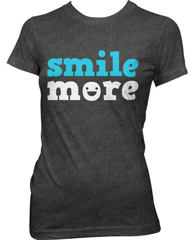 Smile Shirt Girlie