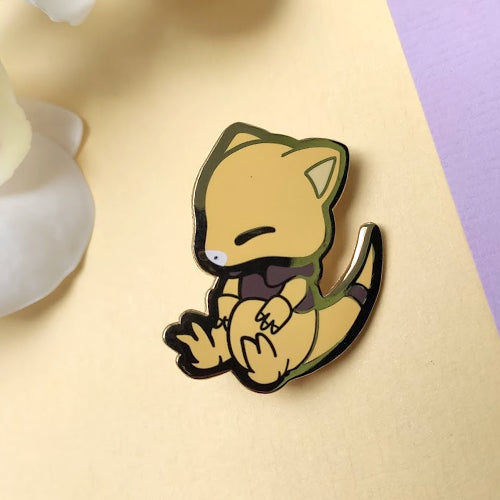 Abra enamel pin (pin club)
