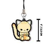Angry Cat Charm