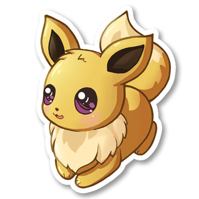 Sticker Eevee