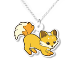 Fox Necklace Small