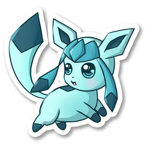 Sticker Glaceon