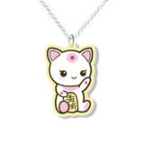 Maneki Neko Necklace Small