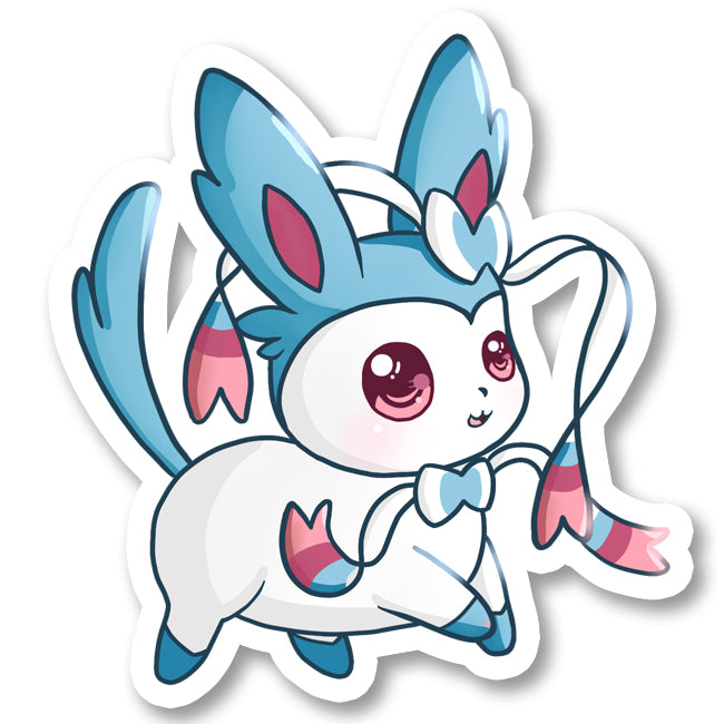Sticker Sylveon shiny