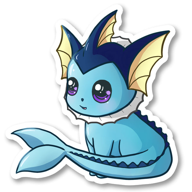 Sticker Vaporeon