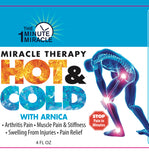 HOT & COLD THERAPY WITH ARNICA